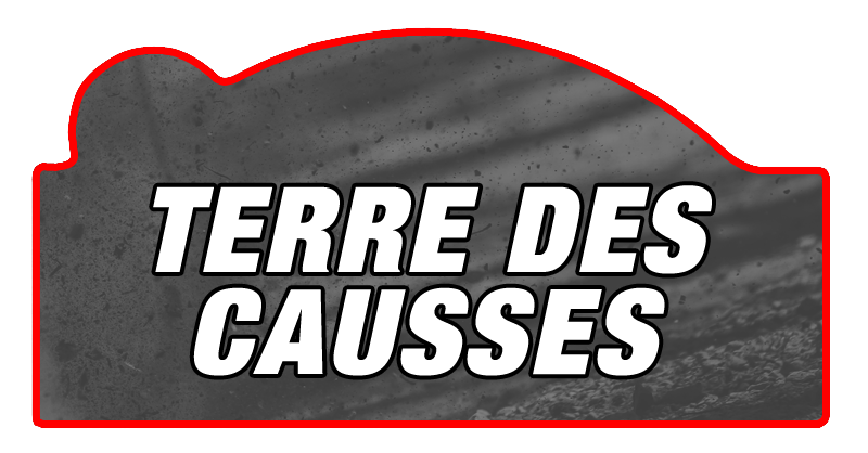 Plaque du Rallye CAUSSES 2019 site